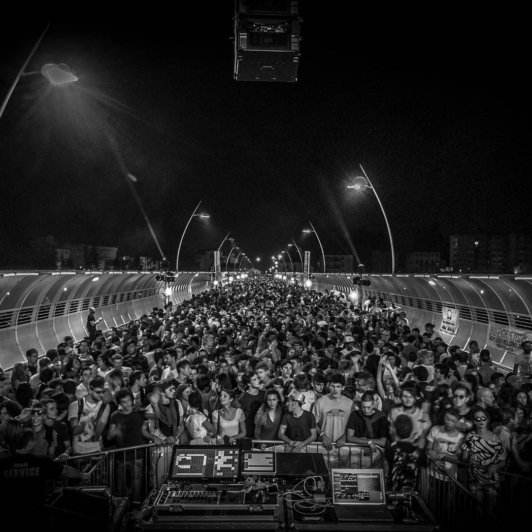gizA djs at Xtreme Festival Belluno